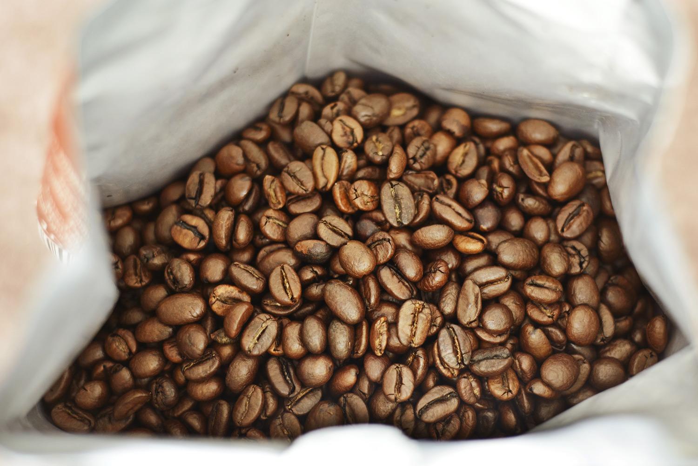 Industrial Coffee Packaging